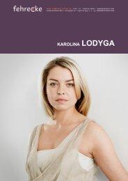 KAROLINA LODYGA - Fehrecke