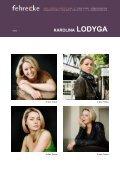 KAROLINA LODYGA - Fehrecke - Page 4