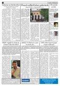 vakáció, nyaralás és három hét múlva olimpia - Csabai Mérleg - Page 2