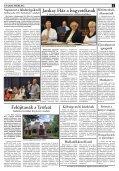 vakáció, nyaralás és három hét múlva olimpia - Csabai Mérleg - Page 3