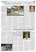 vakáció, nyaralás és három hét múlva olimpia - Csabai Mérleg - Page 5