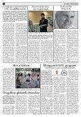 vakáció, nyaralás és három hét múlva olimpia - Csabai Mérleg - Page 6