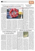 vakáció, nyaralás és három hét múlva olimpia - Csabai Mérleg - Page 7