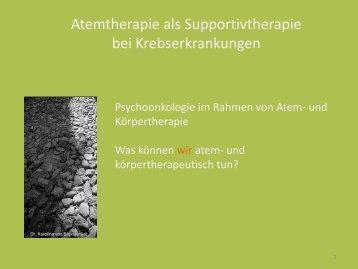 Referat Karoline von Steinaecker - sbam