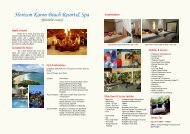 Horizon Karon Beach Resort& Spa - Horizon Beach Resort Hotels ...