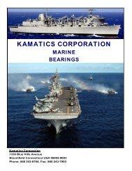 Kamatics Fiberlon™ Bearings - Kaman Corporation