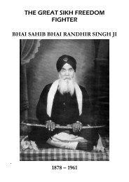 The Sikh Diaspora: The Search for Statehood - Vidhia com