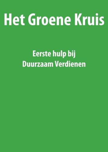 Het Groene Kruis