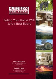 Selling Your Home with Jurd's Real Estate Rural - Jurds Real Estate