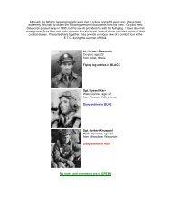 Three Views - 447th Bomb Group