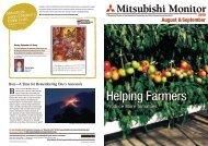 Produce More Tomatoes - Mitsubishi