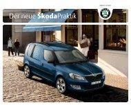Der neue ŠkodaPraktik - J.H. Keller AG