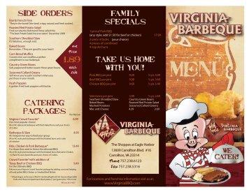 Carrollton, VA - Virginia BBQ