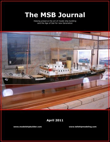In this issue of the msb april model ship builder publicscrutiny Image collections