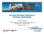 DILUTED BITUMEN CHEMICAL & PHYSICAL PROPERTIES