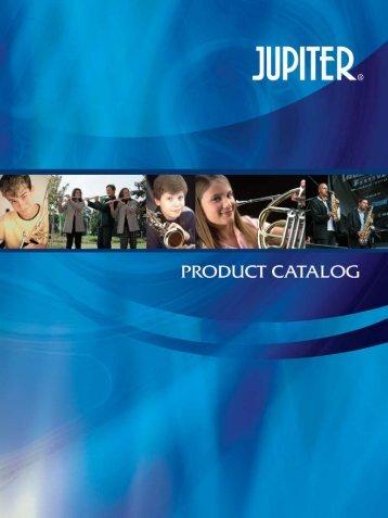 Jupiter Catalogue/Brochure 2006