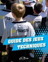 JEUX TECHNIQUES 2012.indd - Fédération de Soccer du Québec