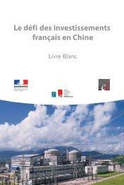 Le défi des investissements français en Chine - CCIFC