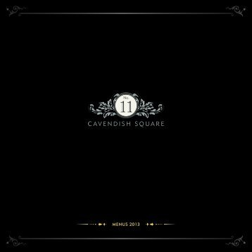 Download all - No.11 Cavendish Square