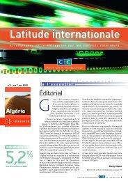 Latitude Internationale n°5 - CIC