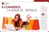 DOSSIER e-commerce en suisse - Cross-Systems