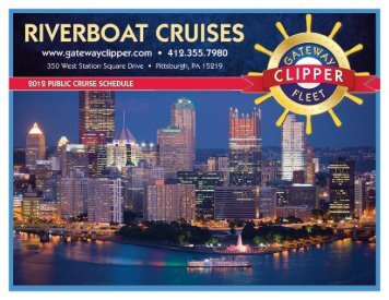 GCF Public Brochure - Gateway Clipper Fleet