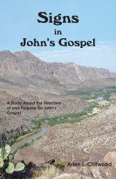 Signs in John's Gospel - The Lamp Broadcast