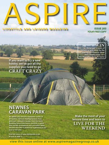 NEWNES CARAVAN PARK - Aspire Magazine