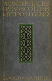 Wonder tales from Scottish myth & legend - The Knowledge Den