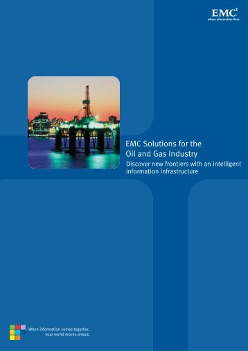 H2254 - EMC Solutions for the Oil and Gas Industry Brochure