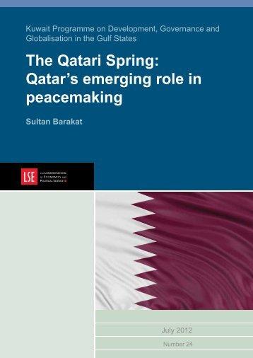 The-Qatari-Spring%20-%20Qatars-Emerging-Role-in-Peacemaking