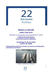 Michel Le COLLEN - 22 Rive Gauche