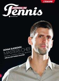 N°19 - nov. 12 - Journal du Tennis