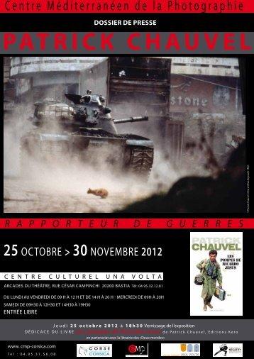 Patrick chauvel - Jaime-la-corse.info