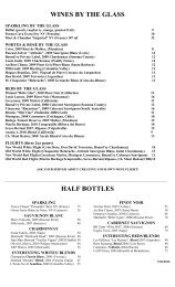 Download Wine List - Bound'ry
