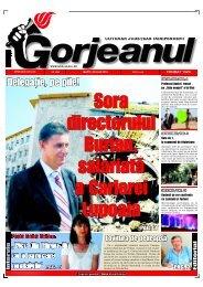 Click AICI pentru a descarca VARIANTA PDF - Cotidianul Gorjeanul