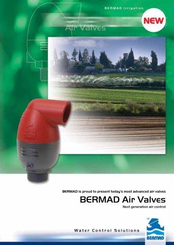 BERMAD Air Valves