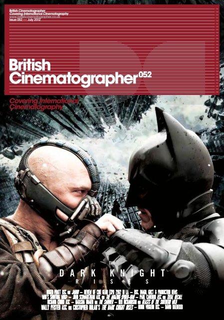 British Cinematographer issue 52 - Imago