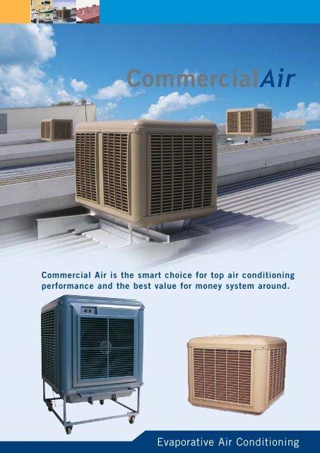 Commercial Coolers 582kb Cool Breeze Evaporative Air
