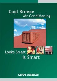 .Air Group 4pp 3111 - Cool Breeze Evaporative Air-Conditioners