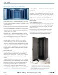Data Center Cooling Solutions - Black Box - Page 4