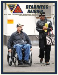 READINESS READER - Navair - The US Navy