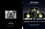 Artcurial | Automobiles de collection | 9.02.2008 | Palais des congrès