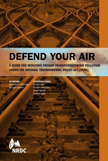Defend Your Air - Natural Resources Defense Council