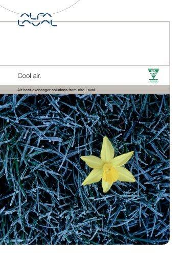 Cool air. - Alfa Laval