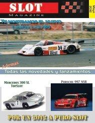 Te Mostramos El Nuevo Lancia Lc2/85 - Slotmagazine
