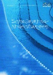 Katalog Rollo-Solar-Schwimmbadabdeckungen