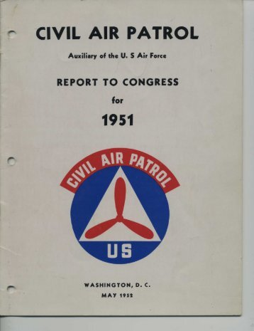c v  . AIR PATROL - Civil Air Patrol