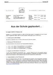Infoblatt Februar (Teil 2) - Gemeinde Schwellbrunn