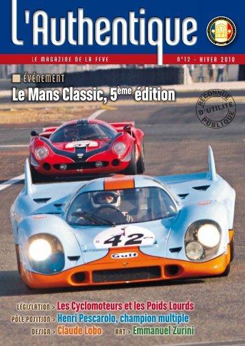 Le Mans Classic, 5ème édition - Tako 68